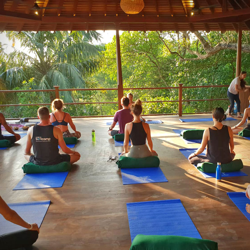 Salty Pelican | Best Wellness and Yoga Retreats in Sri Lanka
