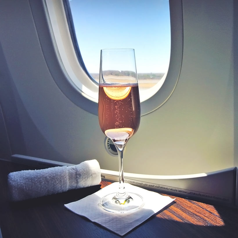 Qatar Airways Business Class Dreamliner 787, from Doha to Windhoek, Namibia - Plus Things To Do And Places To Stay in Namibia | via @Just1WayTicket