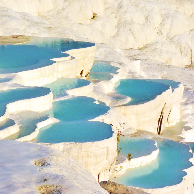 Pamukkale | 20 Photos That Will Make You Want To Visit Turkey! | via @Just1WayTicket