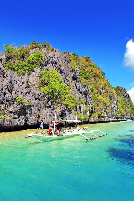 Big Lagoon in El Nido, Palawan | Coron Or El Nido? Which One Is Really Better? | A Travel Guide to Philippines Last Frontier | via @Just1WayTicket