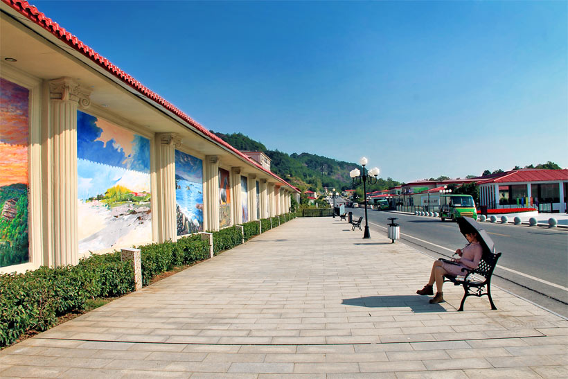 Grand Opening of Hua Quan - An Art Village in China | via @Just1WayTicket