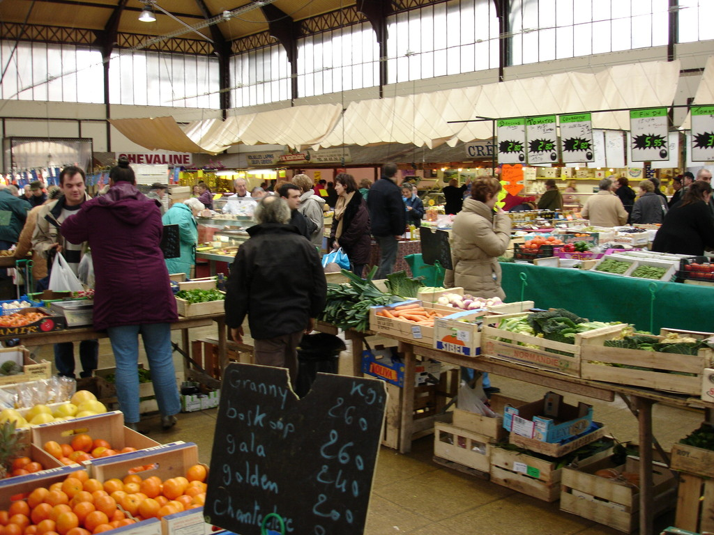 The market of Friday