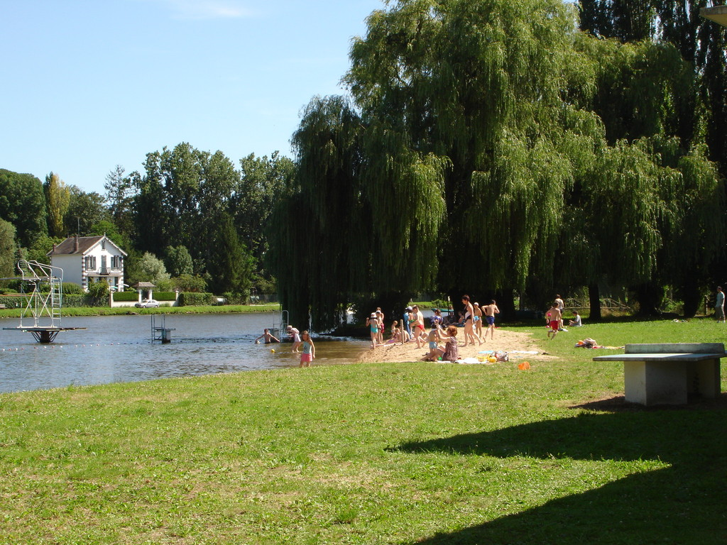The Beach (opening during the summer)