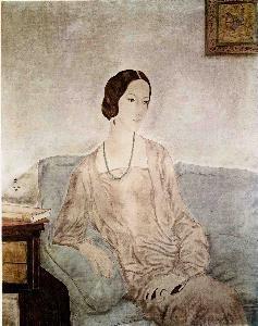 ロジータ・ド・ガネイ伯爵夫人の肖像