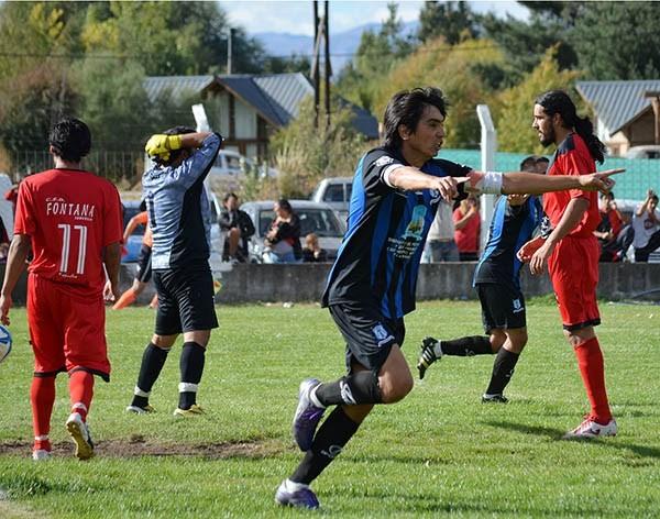 Opuestos: Maronese perdió la categoría y Deportivo Rincón fue el finalista patagónico del Federal C 2015.