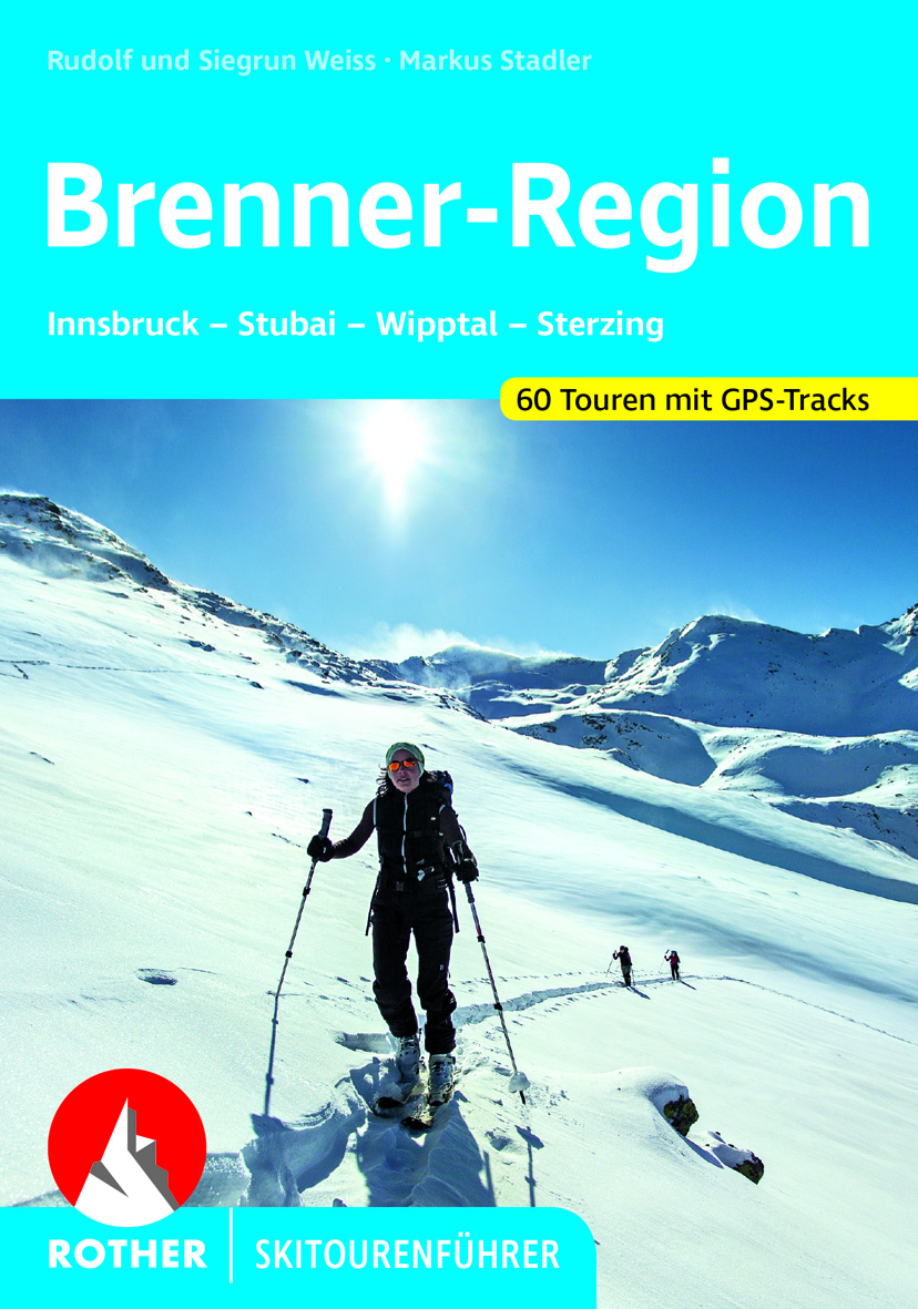 Skitourenfuehrer Brenner-Region