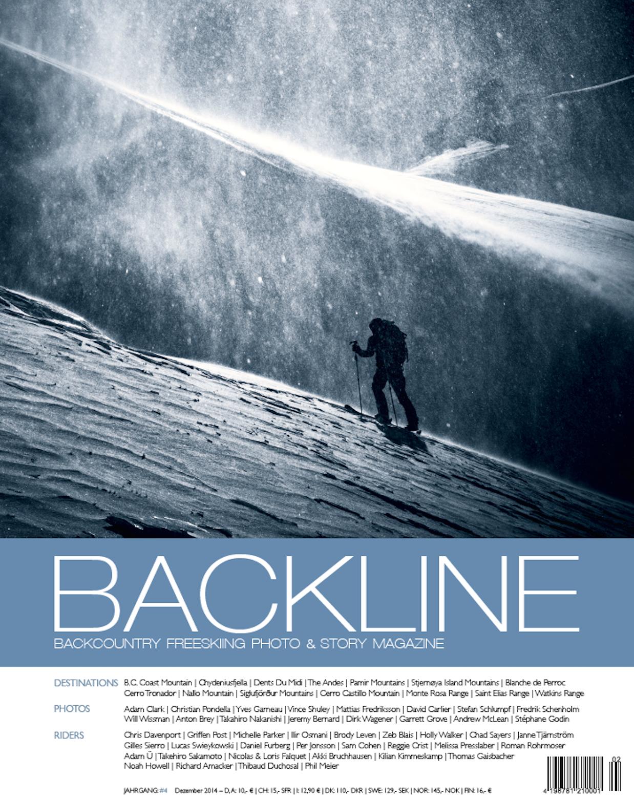 BACKLINE 2014