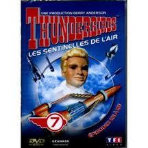 THUNDERBIRDS (LES SENTINELLES DE L'AIR) • Gerry Anderson - 1969 - GB • 12 épisodes sur 32 • Laboratoire de sous-titrage: IMAGINE • nouveau sous-titrage en 2001 • Diffusion: CANAL PLUS