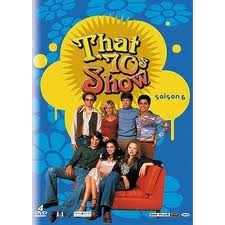 THAT '70s SHOW • Carsey Werner - 2001 à 2006 - USA • saisons 5, 6, 7, 8 - environ 50 épisodes • Laboratoire de sous-titrage : TVS • Diffusion: JIMMY