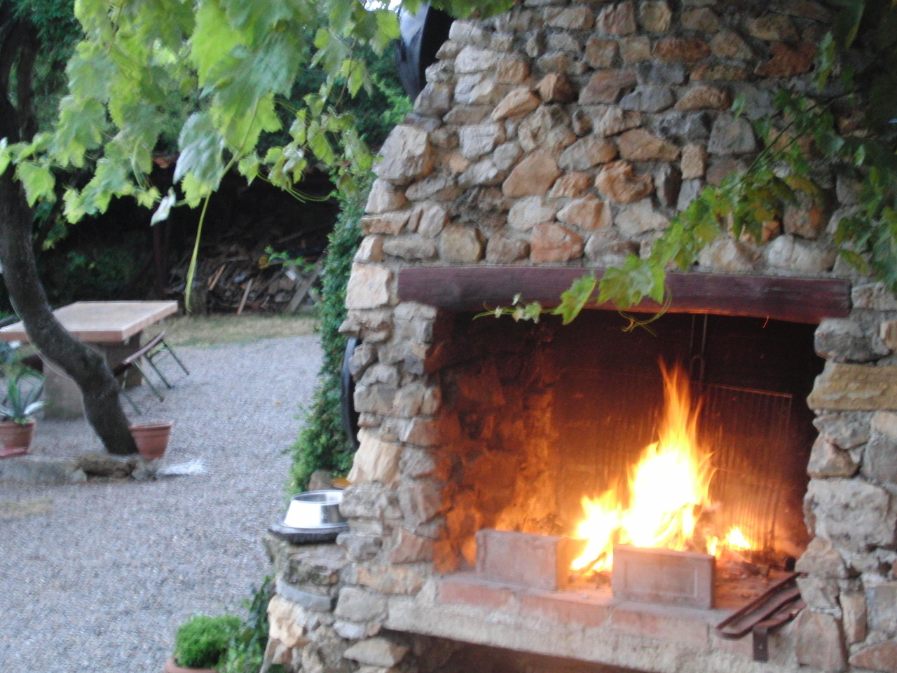 Feuerküche