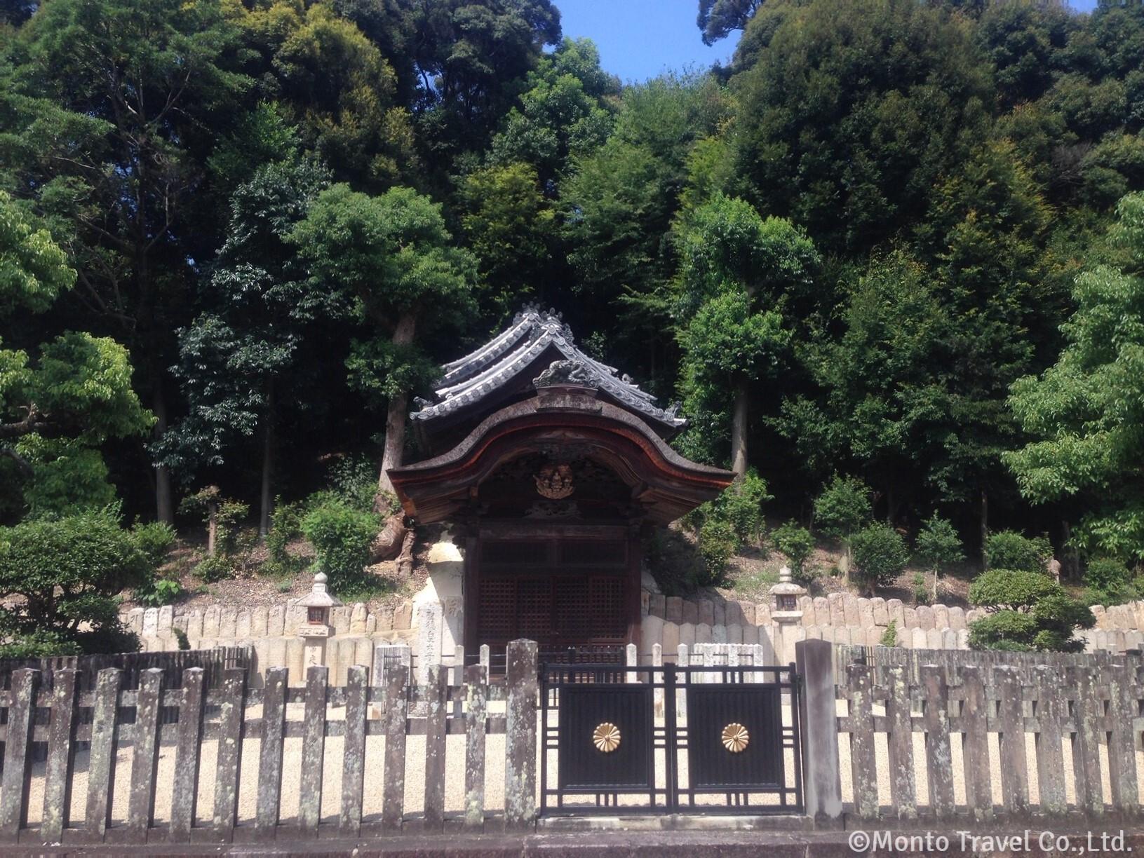 叡福寺 聖徳太子の御廟
