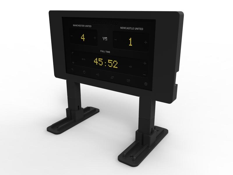 The smartphone scoreboard