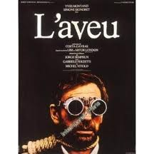 """COSTA GAVRAS """"L'AVEU"""""""
