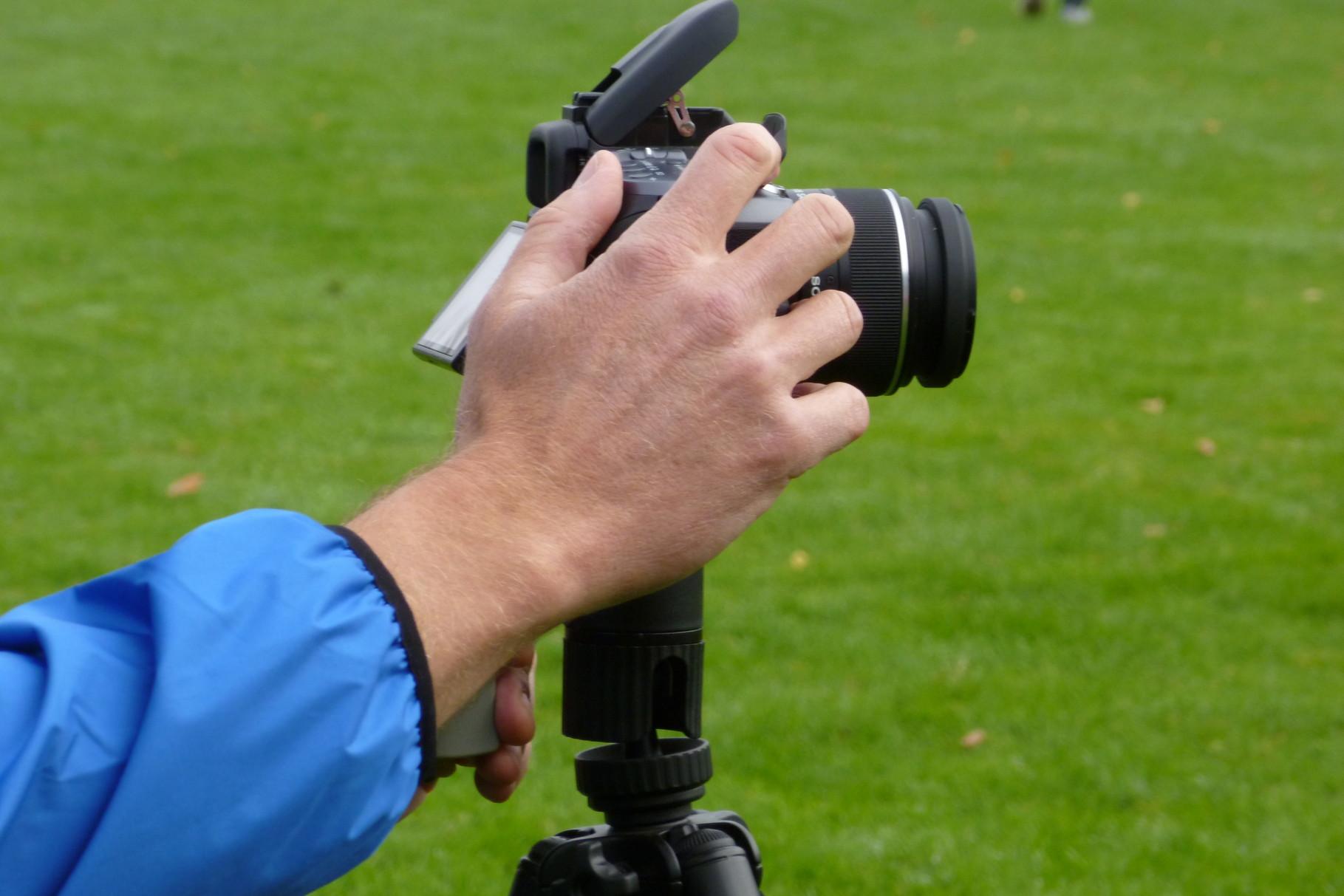 Fotografie im Freien