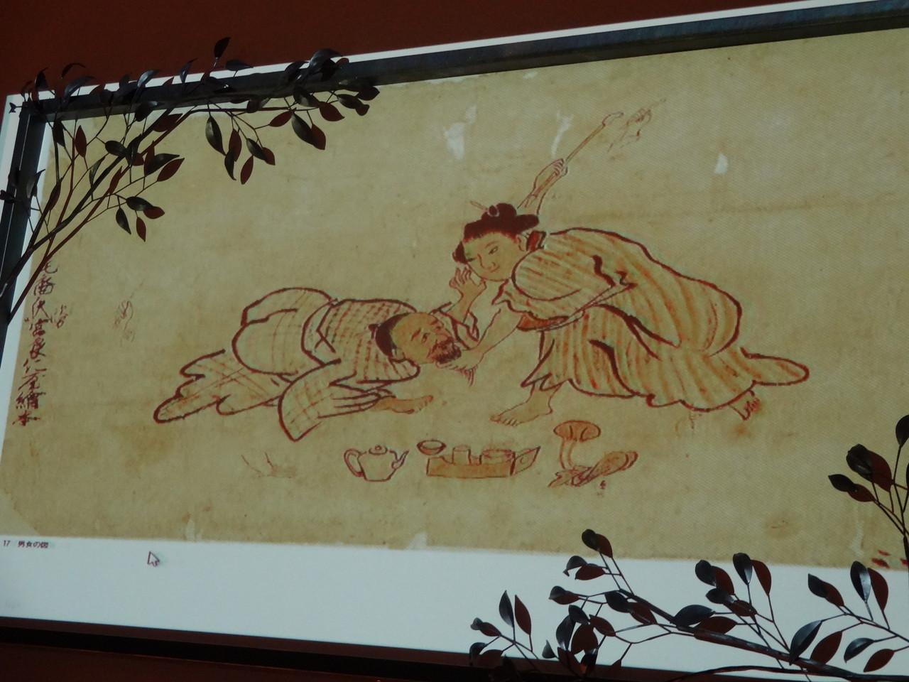 鎌倉芳太郎図