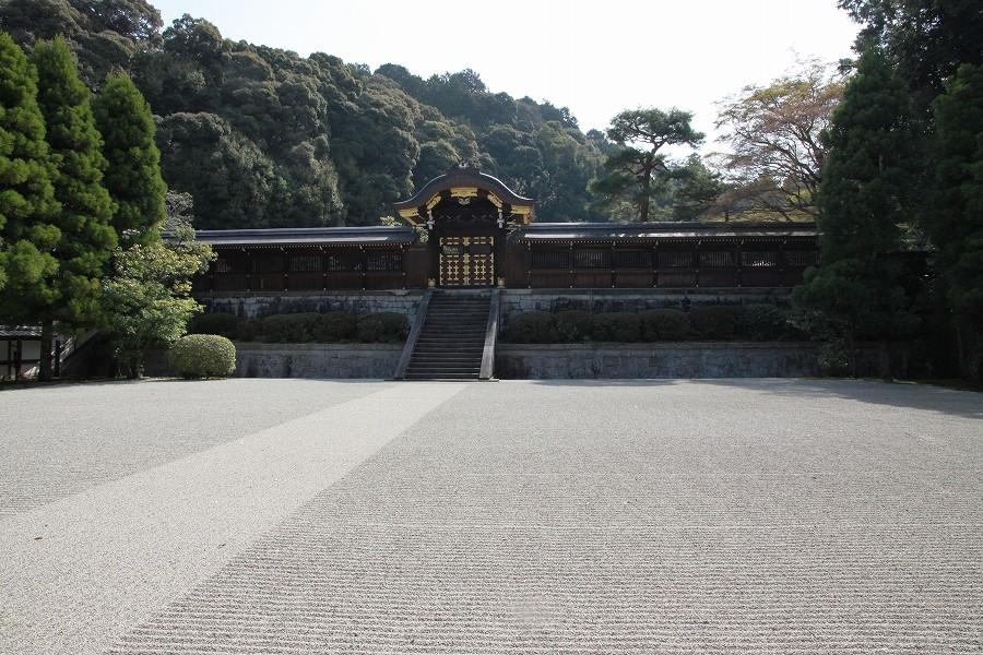 江戸時代歴代天皇陵