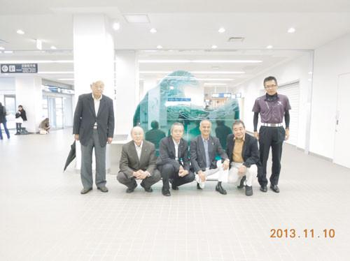 富山空港ビル「無限の遠方」