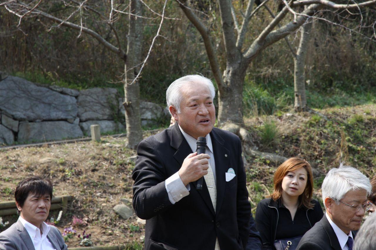 葛西小豆島クラブ会長