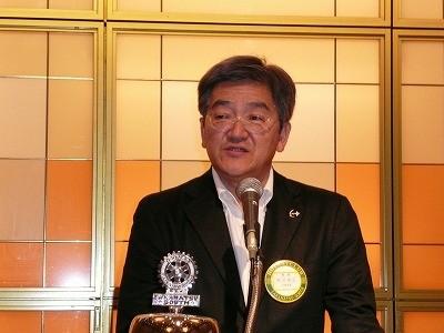 堀川 満弘 新会員