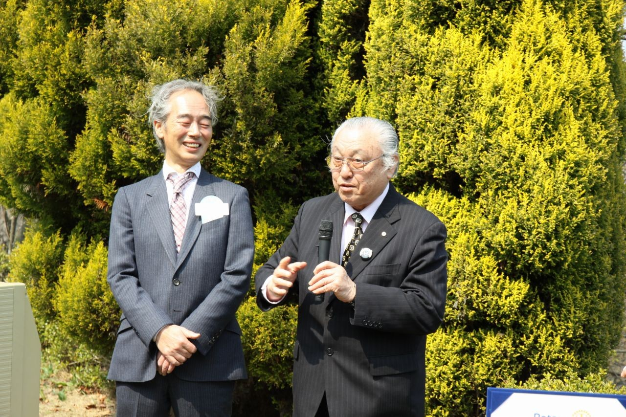 友好の魁け太田英章PDG