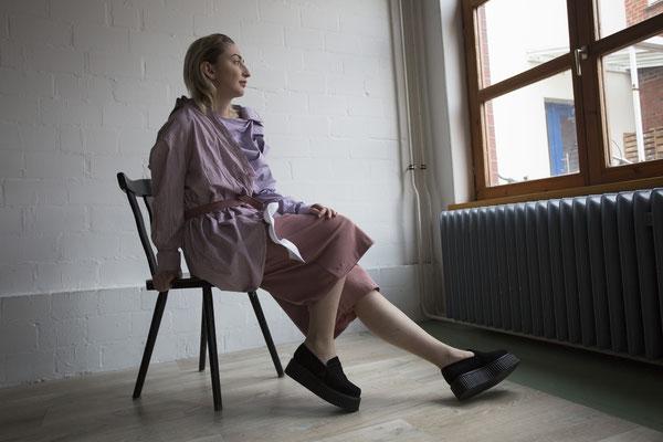 Photo : Anna - Lena Meiseberg Model: Nini