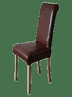 стул офисный кожаный