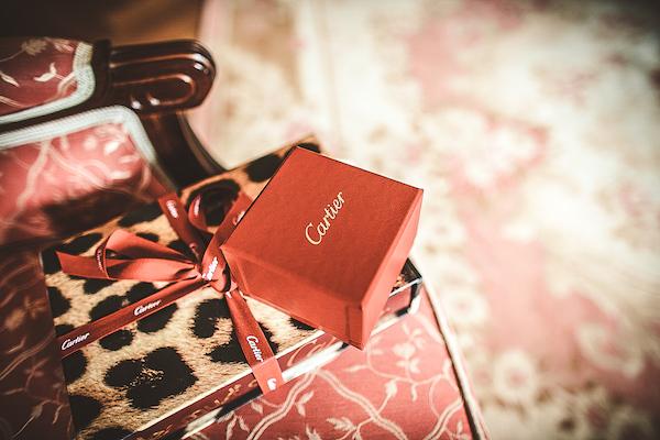 Cartier-Eheringe