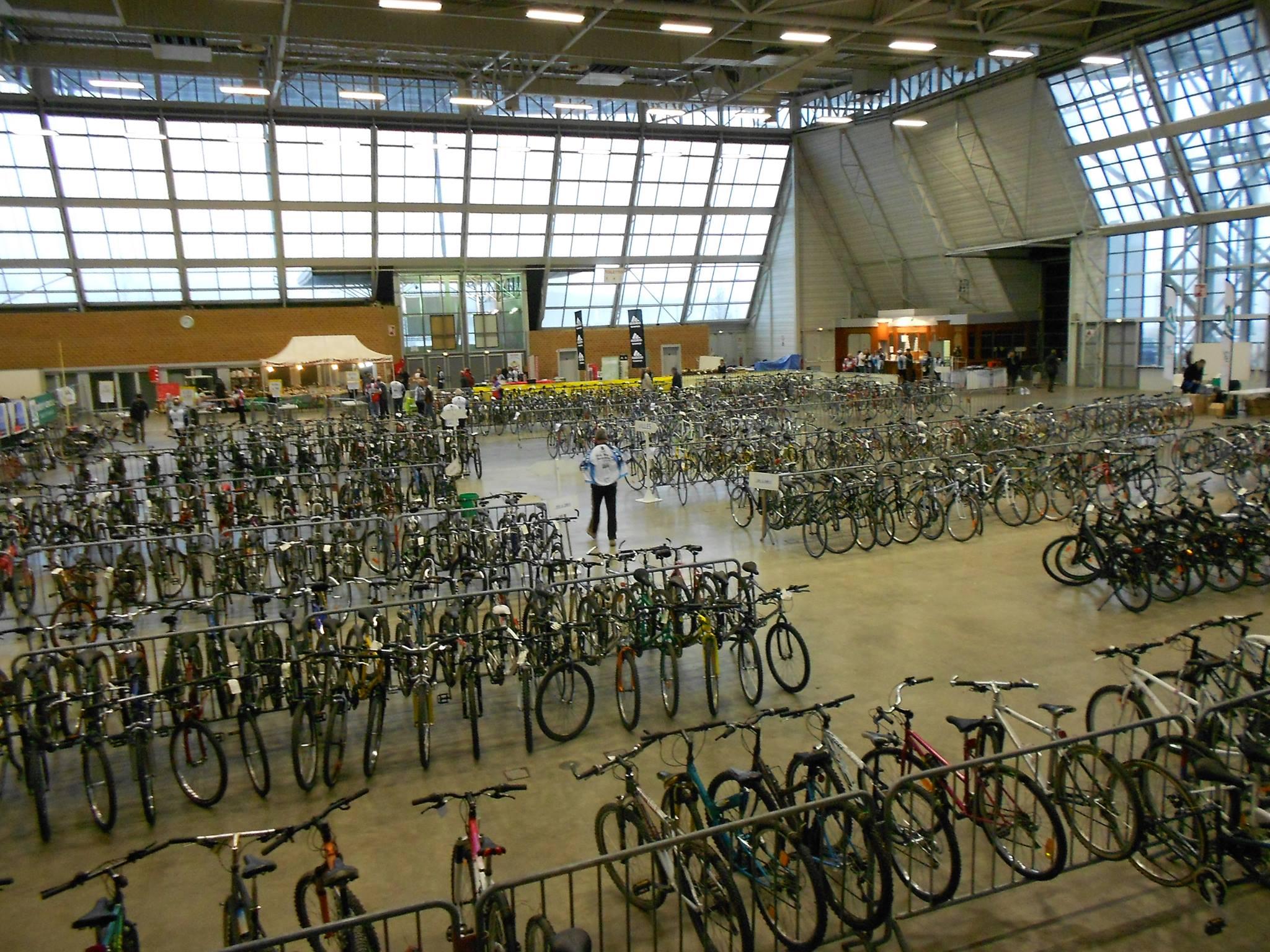 Vu du parc des expositions de Chalon Sur Saône
