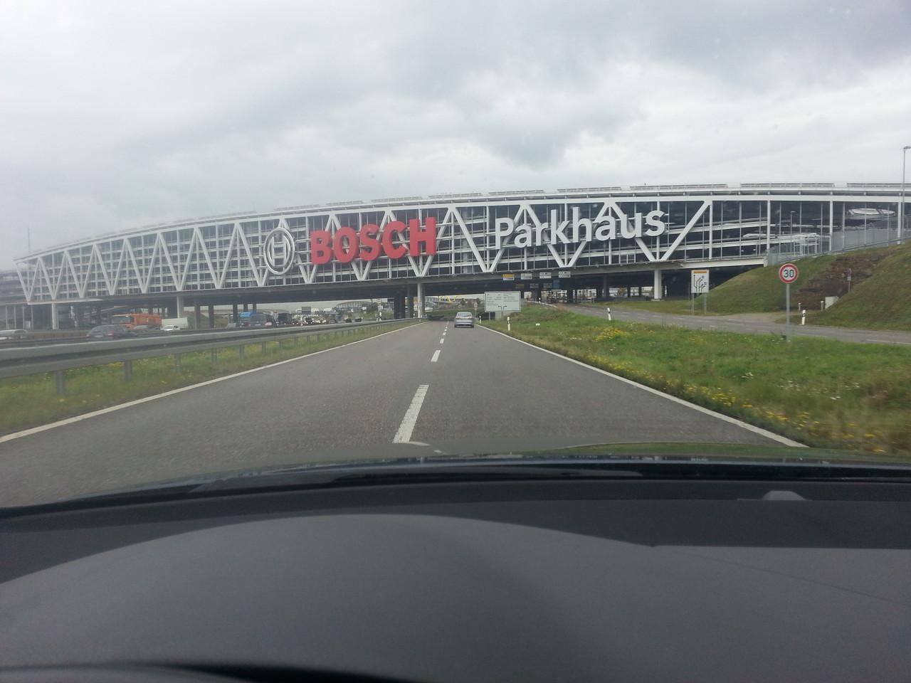 Dieses Mal ab Stuttgart