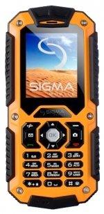 Sigma mobile X-treme II67