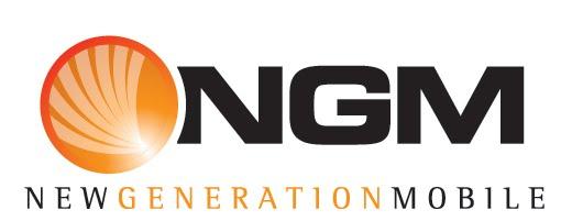 NGM Mobile Logo