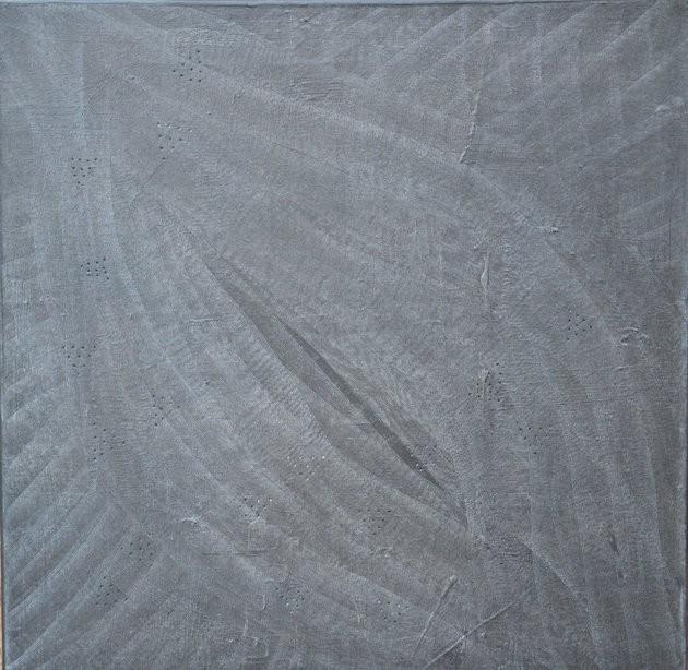 """""""Jeu de société"""" Elgi loun - Acrylique sur toile - 60x60x3"""
