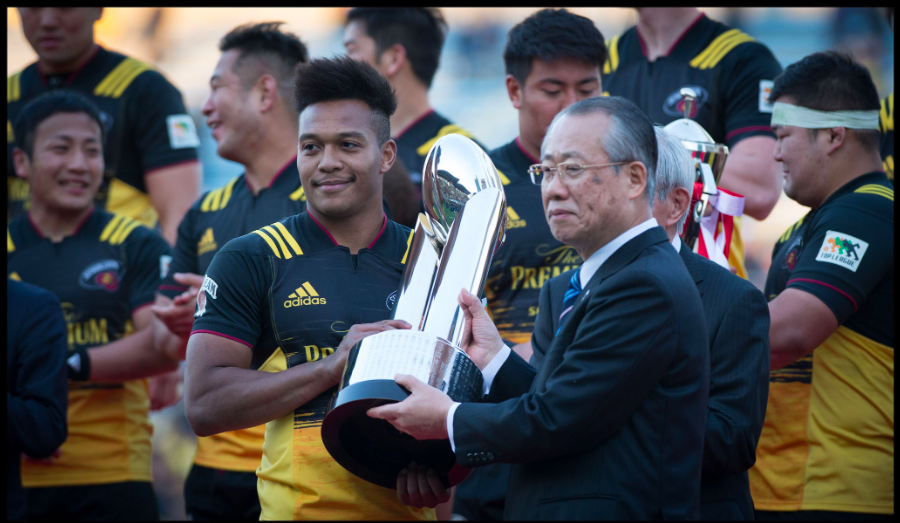 Kotaro Matsushima was instrumental in Suntory's win – John Gunning, Inside Sport: Japan, Jan 13th, 2018