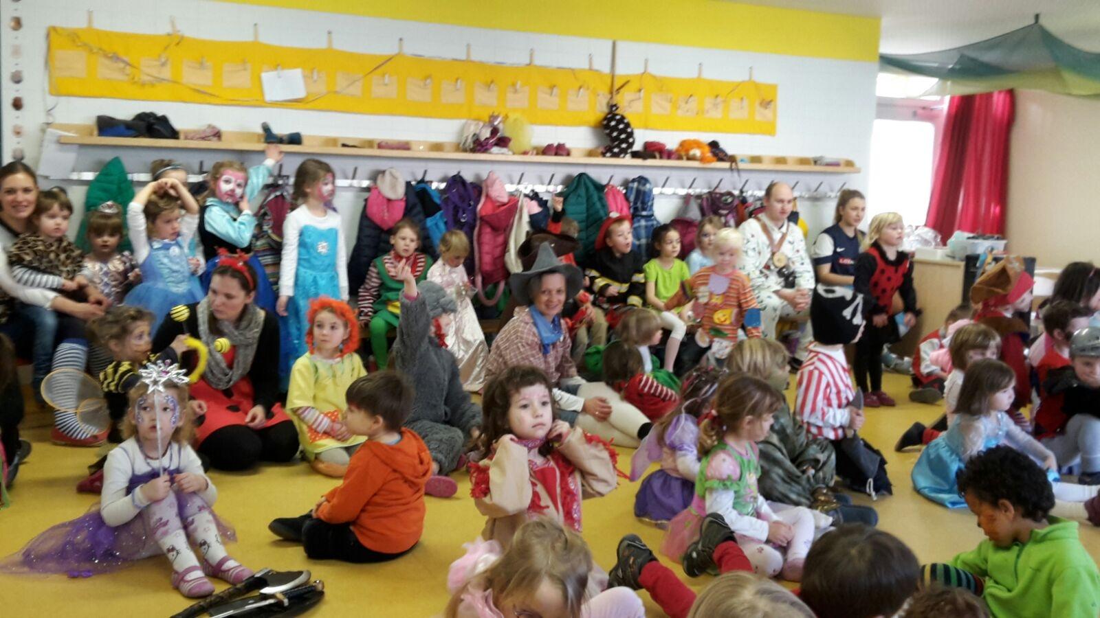 Kindergartenstürmen 2016