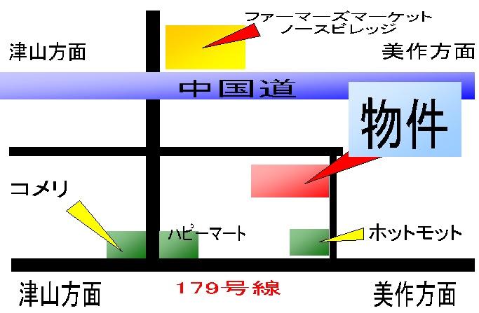 勝田郡勝央町