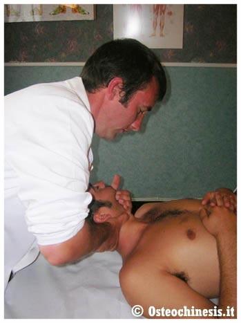 Trattamento cranio sacrale