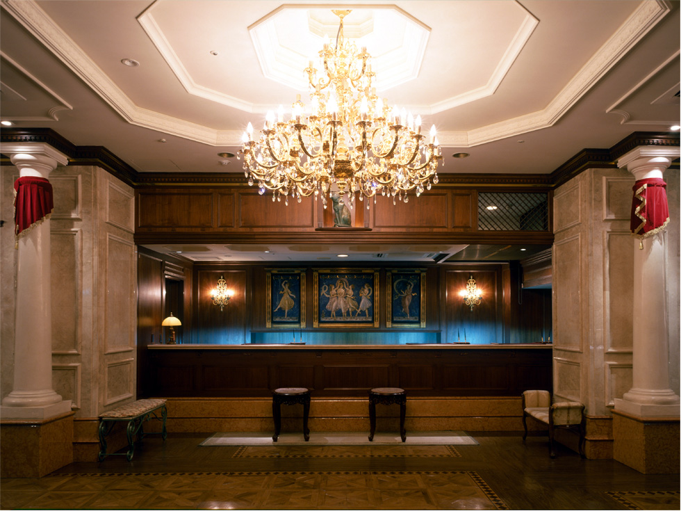 旅館・ホテル・企業へのアロマ空間コンサルティング