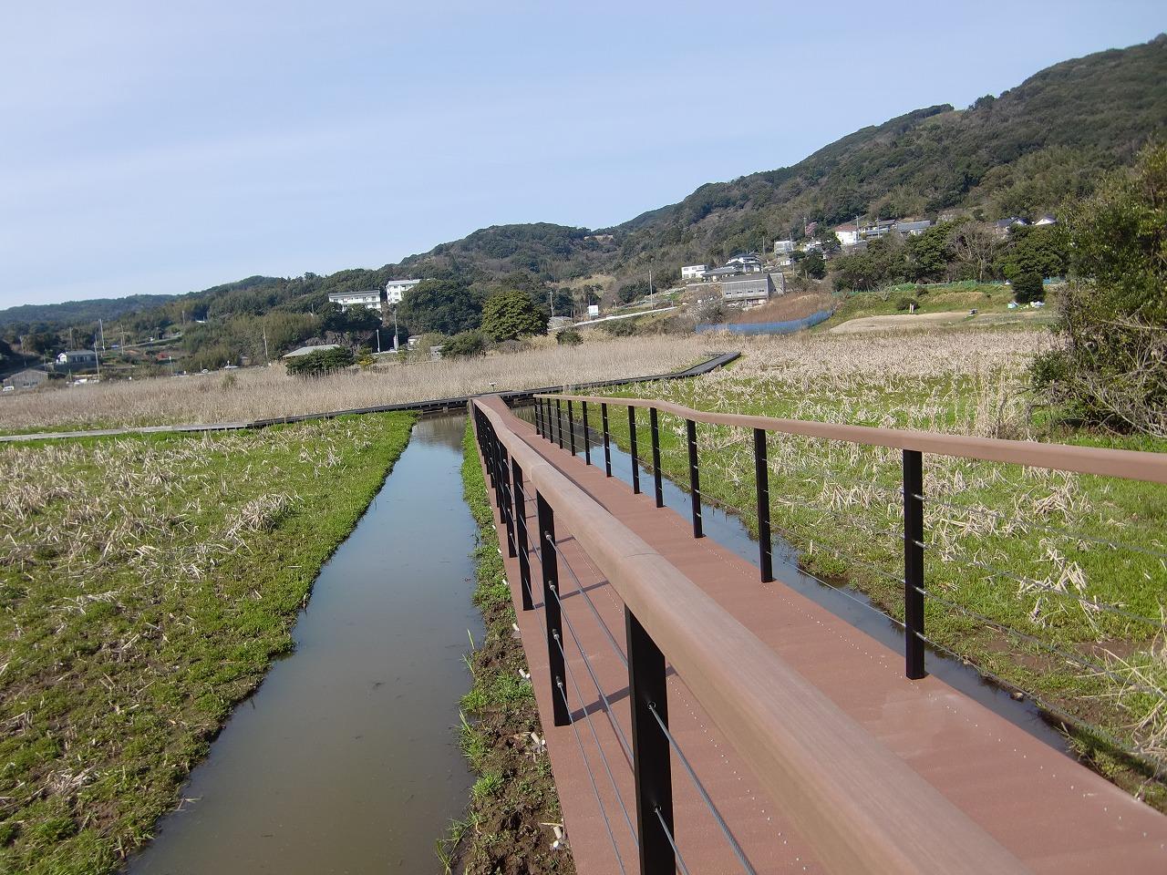 黒崎永田湿地自然公園(長崎県長崎市)