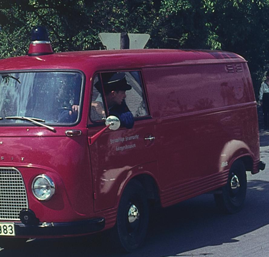 1965 - 1978: Ford Transit