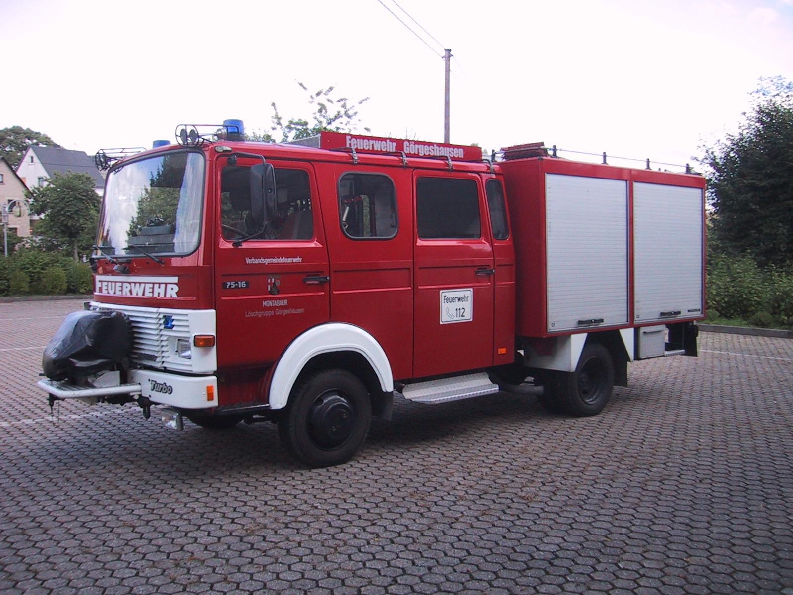 2000 - heute: LF8 (Iveco Magirus)