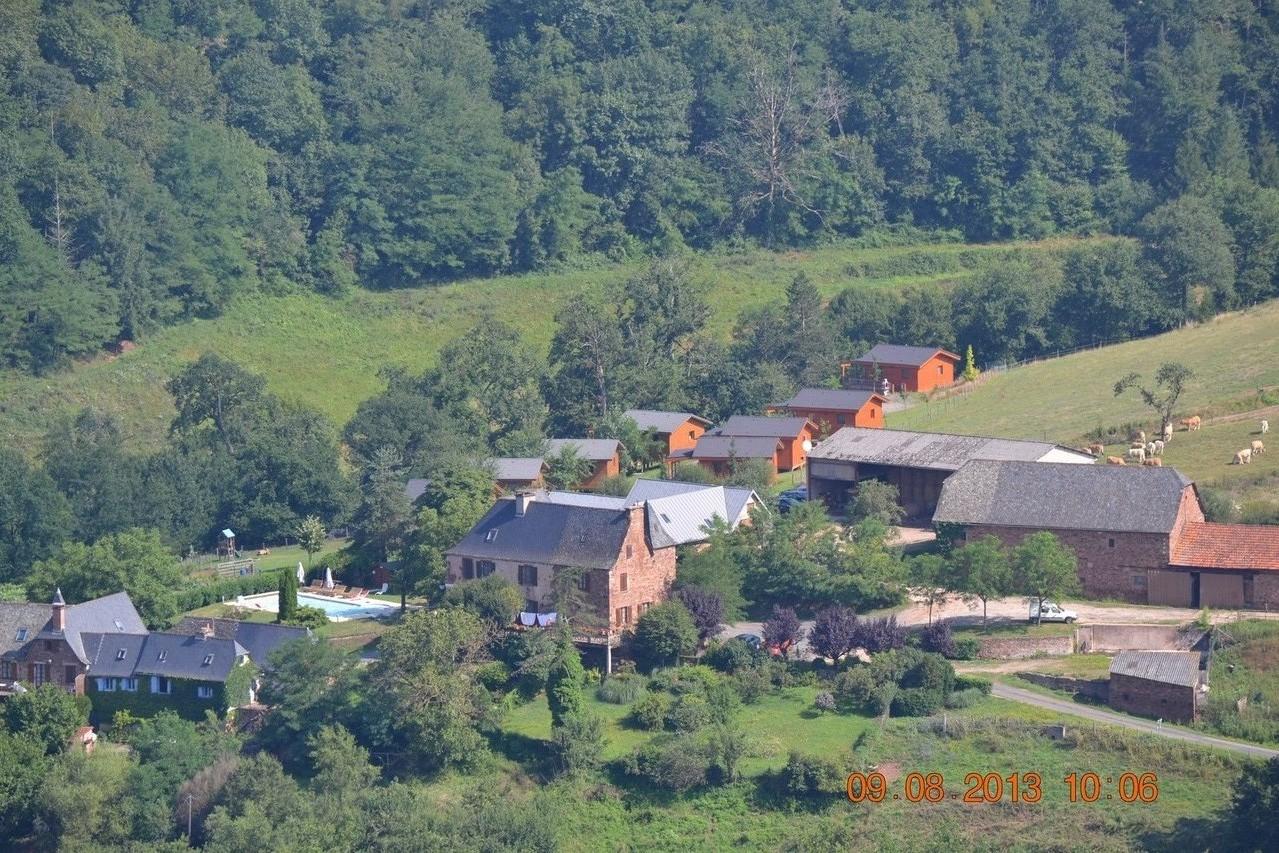 Le village de La Salle