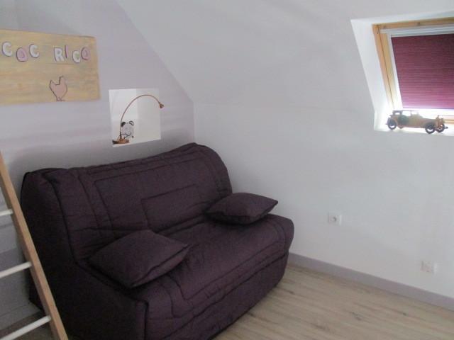 Canapé BZ de la mezzanine