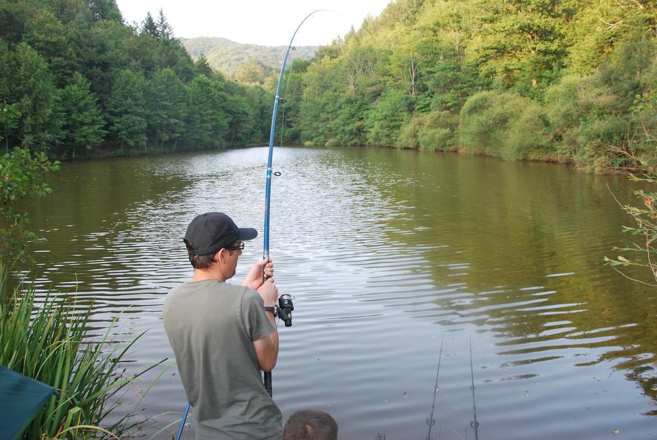 Pêche en solitaire