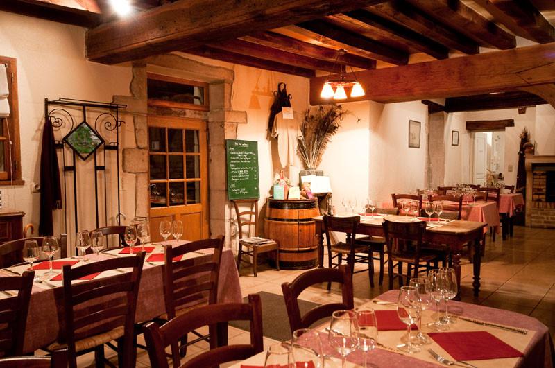 Auberge du vieux vigneron gastronomie restaurants c te d for Auberge de la vieille maison