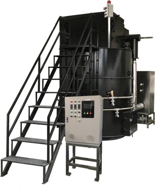 製品情報 ハイブリッド熱分解装置