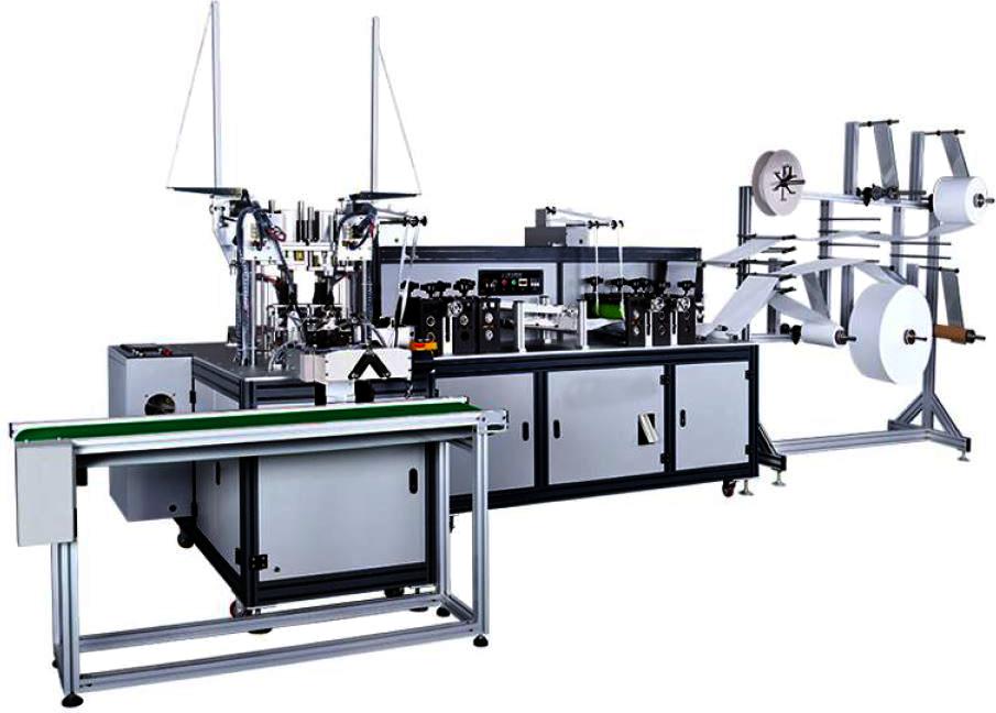 製品情報 3D柳型マスク製造機