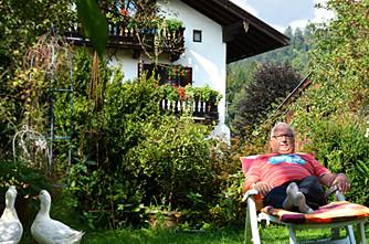 Urlaub auf dem Bauernhof in Oberaudorf im Pechlerhof
