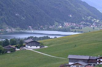 Ausflug zum Walchsee, Tirol