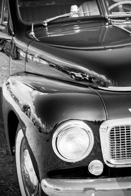 Mein Favorit war kein Trecker, sondern dieser Volvo!