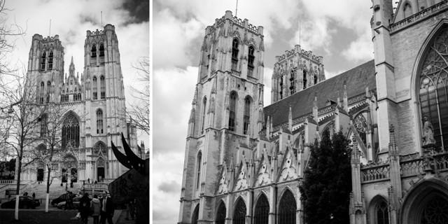 Kathedrale St. Michael & St. Gudula